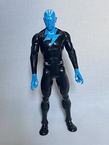 "Electro Marvel Titan Hero Series Spiderman 12"" Action Figure Hasbro"
