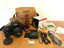 CANON 5D MARK II Cinematic FULL FRAME DSLR Camera +50mm F1.4 PRIME LENS +EXTRAS
