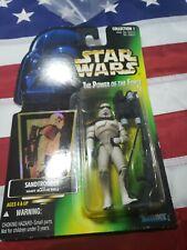 Lot Of 2 Star wars Toys sandtrooper, stormtrooper