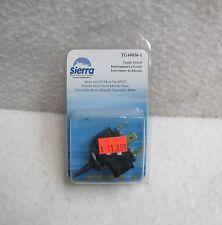 Sierra Marine Standard Toggle Switch Mom On/Off/Mom On SPDT TG40050-1