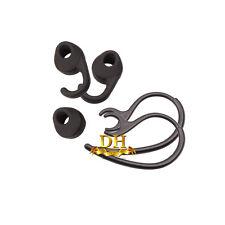 3pcs Ear bud Gel Earbud tip + 2pcs ear hook loop For Jabra talk ote 4 ote4 ote4A