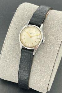 Vintage 1950s Universal Geneve 501 Manual Swiss Watch 17 Jewels 18.5mm