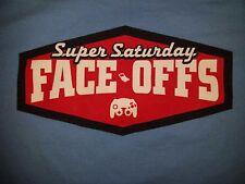 "EB Games ""Super Saturday Face Offs""  Nintendo Shirt - Size XL - Staff/Employee T"