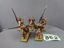 Warhammer Age of Sigmar Warriors of Chaos Metal Knights 862
