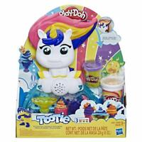 Play-Doh Tootie The Unicorn Ice Cream Style Play Doh Dough Toy Playset