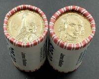 2008 D James Madison Dollar Presidential $25 Coin BU Unc String & Son Roll