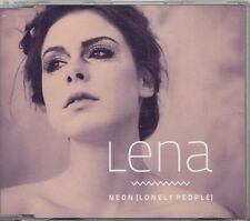 LENA Neon (The Lonely People) | Maxi CD Neuware | Meyer-Landrut