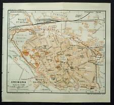 Antica=Topografica=CREMONA_LOMBARDIA= Scala1:15000.1907
