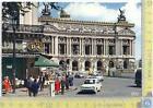 Parigi - Paris - Opera e cafè de la Paix- '70s