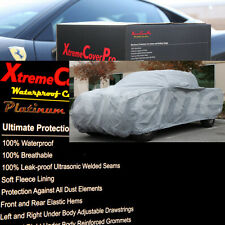 2013 Chevy Silverado 3500HD Ext Cab 8ft Long Box Waterproof Car Cover