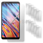 10X LCD Ultra Clear HD Screen Shield Protector for Android Phone LG Stylo 5+