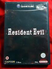 Resident Evil - Capcom Horror Shooter - Nintendo GameCube - UK / NL Vers - USK18