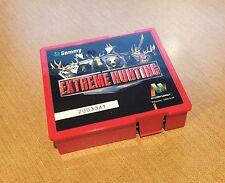 Extreme Hunting AW Cartridge • Sammy/Sega Atomiswave Arcade JAMMA• Gun Shooting