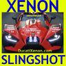 2 sets*XENON LIGHTS* POLARIS SLINGSHOT(Low/Highbeams H9 + Fog H3) * HID Glare *