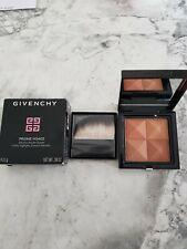 Givenchy Prisme Visage Silky Face Powder Quartet 7 Taffetas Caramel 11g Makeup