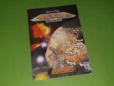 Atari 2600 VCS Instruction Manual - Allia Quest *No Game*