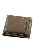 PIDENGBAO Men's Faux Leather Bifold Wallet Slim Purse (Coffee) LW