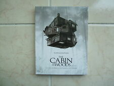 The Cabin In The Woods (2013, Blu-ray) Full Slip Case Edition