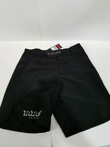 Tatami Shadow Collection MMA BJJ No Gi Competition Fight Board Shorts