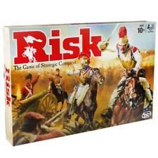 Hot Risk Board Game Hasbro Strategic Christmas Party Family Friend Fun Games Uk