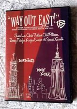 WAY OUT EAST! (DVD) REGION-ALL, LIKE NEW, FREE POST WITHIN AUSTRALIA