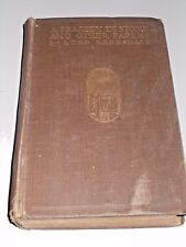 A Tragedy in Stone & Other Papers by Lord Redesdale/Japan/Feudalism/Art/Da Vinci