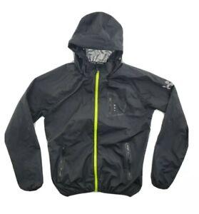 Hotsuit Sauna Suit Womens Jacket Hooded Zip Up sz L