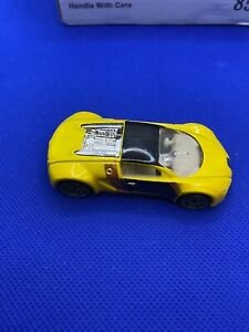 Hot Wheels Mystery Cars Bugatti Veyron Yellow