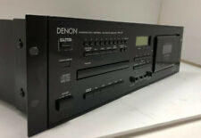 Denon DN 610F CD/Cassette Player-Working Condition