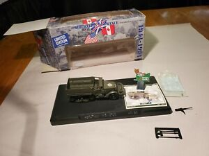 Solido (France)1;50 Scale # 4494-41 Diecast Half Track M3 Unused Limited Edition
