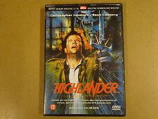 DVD / HIGHLANDER ( CHRISTOPHER LAMBERT, SEAN CONNERY )