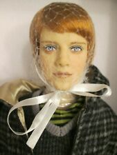 """Deathly Hallows Ron Weasley Tonner 17"""" Doll Nrfb 2012 Harry Potter 500 Made Box"""