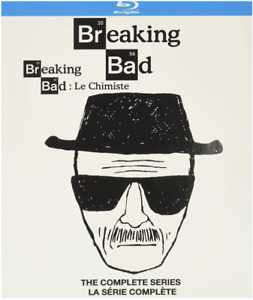 Breaking Bad: The Complete Series (16 Discs) [Blu-ray] (Region A)