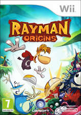 Rayman Origins ~ Nintendo Wii (in Great Condition)