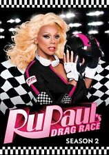 NEW RuPaul's Drag Race: Season 2 (3 Discs) (DVD)