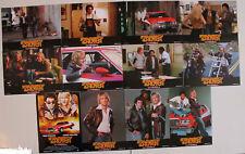 Ben Stiller Starsky and Hutch Spanish lobby card set 12 Owen Wilson Ford Torino