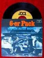 Single 6-Er Pack: Wie ein alter Motor (1981)