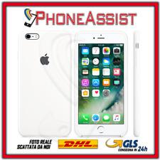 Apple Custodia di Silicone per Apple iPhone 6s - Bianca (MKY12ZM/A)