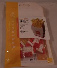 Kawada nanoblock Mini French Fries - japan building toy New Nbc_305 Worldwide