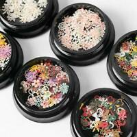 Ultrathin Sequins Nail Glitter Flakes Paillettes Snowflake Christmas Art Decor !