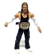 """WWE TNA WWF wrestling JEFF HARDY 6"""" Modellino Giocattolo Figura Con Cintura Accessorio"""