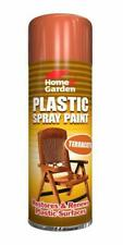 Renew Plastic Furniture Garden Chair Aerosol Spray Paint Top Under Coat Teracota