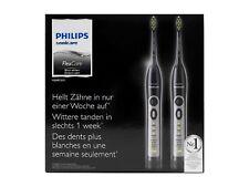 Philips Sonicare FlexCare HX6912/51 Elektrische Zahnbürste - Schwarz, Doppelpack