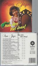 CD--JÄGER,ANNI--HAU DEN HUT DRAUF