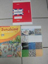 Grundschule Englisch, Sunshine Activity Book 3 Class 3 + Lernsoftware