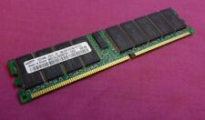 Memoria (RAM) de ordenador Samsung con memoria interna de 1GB