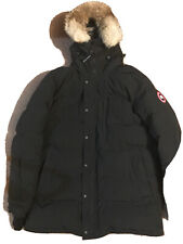 RARE Men's Canada Goose Carson Parka, Size 2XL, Black, Worn Twice