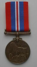 BRITISH WAR MEDAL WW2 ORIGINAL NAMED TO SURJAN SINGH OF THE BOMBAY SAPPER MINERS
