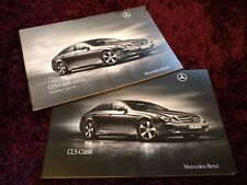 Mercedes-Benz CLS-Class Brochure 2010 - 06/09 Issue + Prices inc CLS 63 AMG