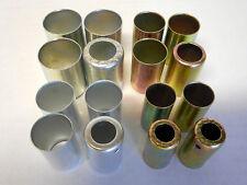 AC A/C Fittings,Beadlock Crimp Ferrules REDUCED BARRIER Hose Asst.. 6,8,10 & 12